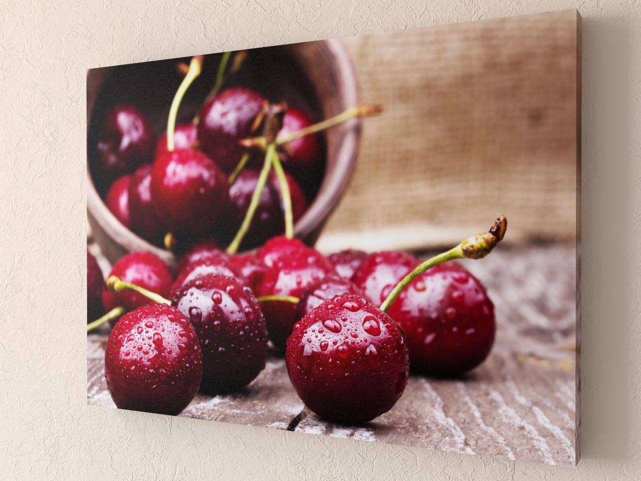 Фотокартина Сочная вишня (1) от Рим Декор