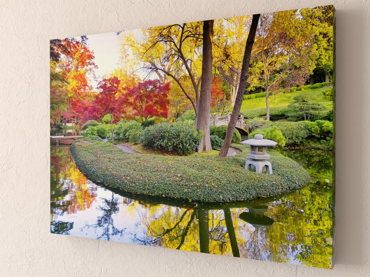Фотокартина Осенний сад (1) от Рим Декор